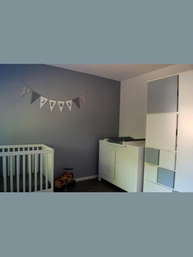 project Rosmalen babykamer / Dennis Janssen schilderwerken Rosmalen
