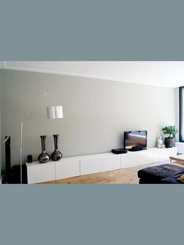 project Rosmalen woonkamer / Dennis Janssen schilderwerken Rosmalen